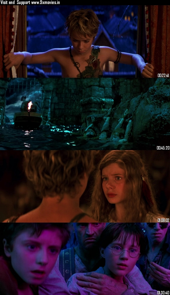Peter Pan 2003 Dual Audio Hindi 720p BluRay 1GB