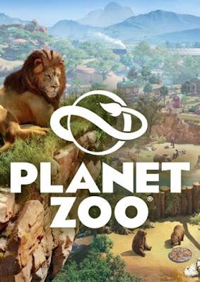 Capa do Planet Zoo