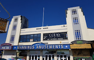 Mannings Amusements in Felixstowe