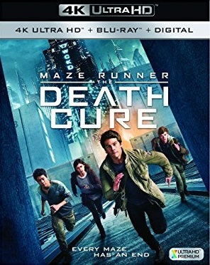 Maze Runner - A Cura Mortal 4K Ultra HD