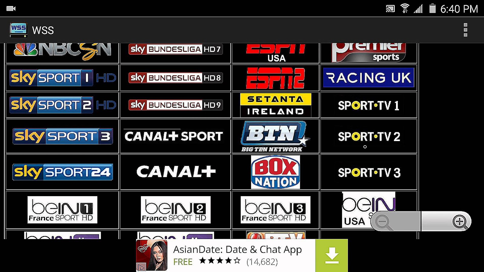 Best Sports Wallpapers App Android: 10 Best Android Phones Apps To Watch Live TV Shows And