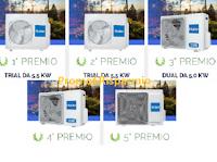 Logo Contest ''Vinci con Haier 2020 '': biglietti omaggio Fiera ExpoComfort e vinci gratis condizionatori