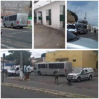 CADEIAS DE IBIAPINA E VIÇOSA SÃO DESATIVADAS E PRESOS SÃO TRANSFERIDOS