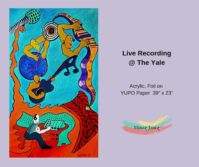 Live Recording @ The Yale