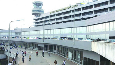 #EndSARS protesters break into Lagos airport