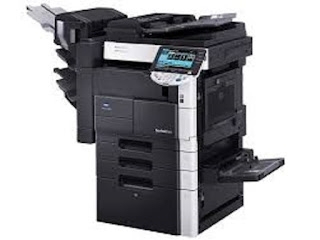 Konica Minolta Bizhub 501 Printer Driver
