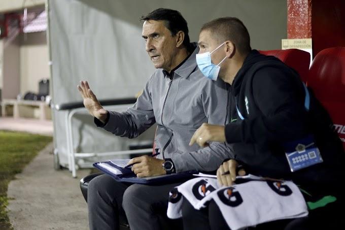 """Guimaraes y sus conclusiones tras el empate de Atlético Nacional ante Rionegro Águilas: """"El vaso lo veo siempre medio lleno"""""""