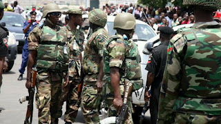 10 soldiers allegedly detained since July without trial for protesting inhumane treatment