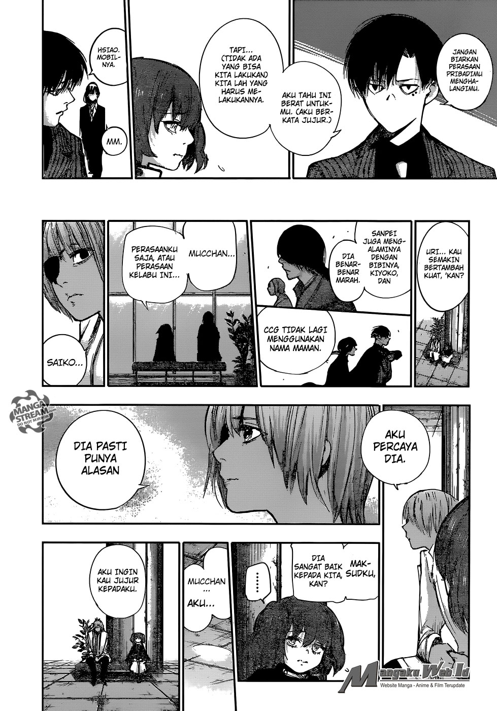 Tokyo Ghoul: Re Chapter 100-16