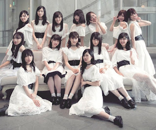 nogizaka46 under member 1st album