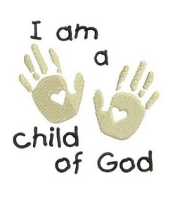 Growing Kids in Grace: Because of Jesus, I am a CHILD of ...