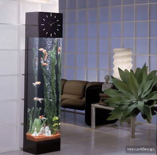 Aquarium In Home Decor
