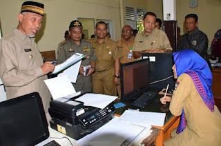 Walikota Padang Inginkan Kinerja PNS Dilingkupnya Maksimal