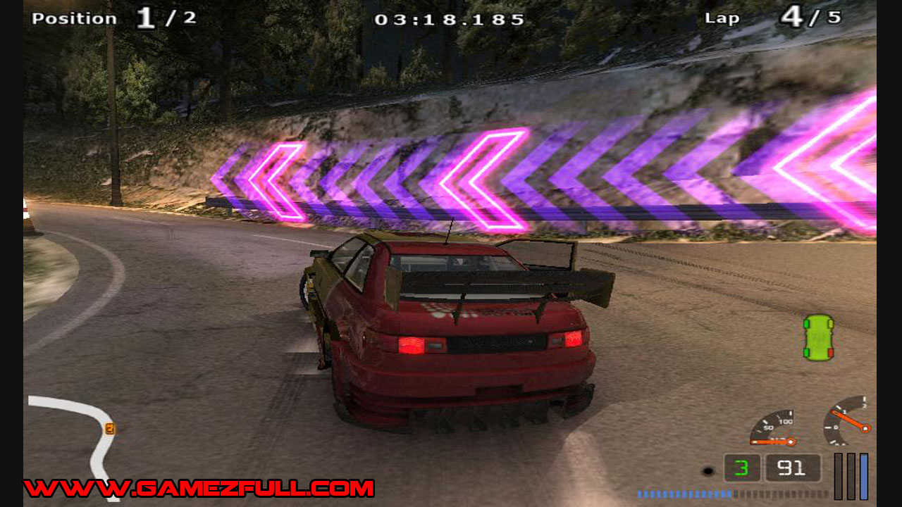 Overspeed High Performance Street Racing pc 1 link mega