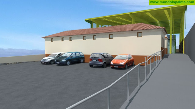 El Ayuntamiento de San Andrés y Sauces construirá canchas de pádel en el Polideportivo de Las Lomadas