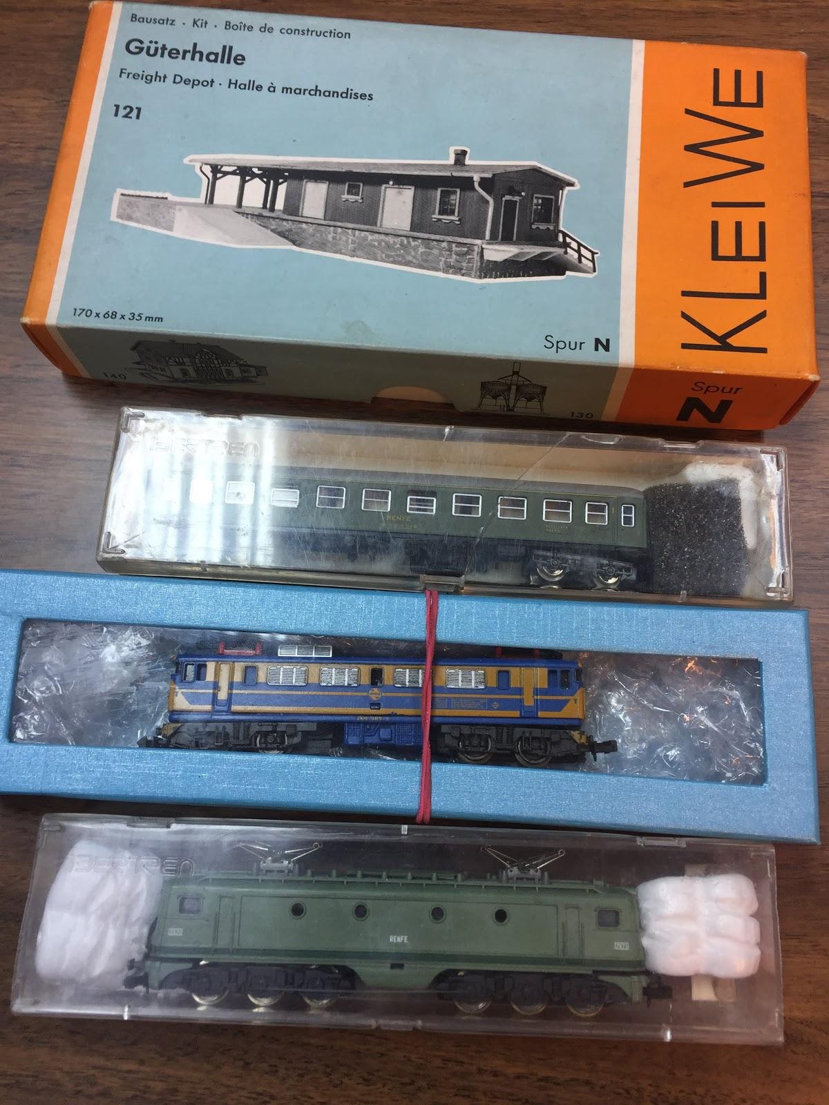 Litte Railways Es Mercadillo De Modelismo Ferroviario En El Museo  ~ Mercadillo De Segunda Mano Madrid