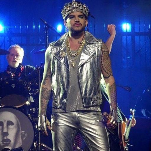 Adam Lambert will join legendary rock band Queen for a 10 concert residency in Las Vegas in September 2018