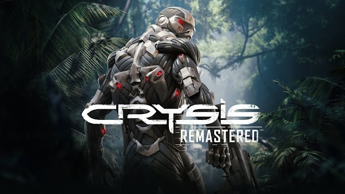 Crysis Remastered PC GAME