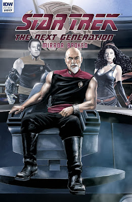 Star Trek: TNG Mirror Broken Comic Issue 0 Free Download