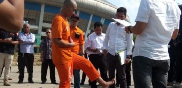 Pengeroyok Haringga Sirla Dituntut 3 Tahun Penjara
