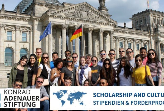 The Konrad-Adenauer-Stiftung Graduates and Master Scholarships for International Students