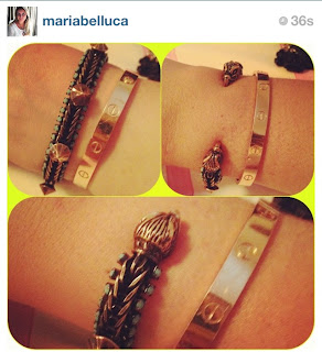Pulseira Love Cartier foto real