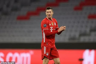 Klopp reveals 'exceptional' Lewandowski is the BEST player he's ever coached