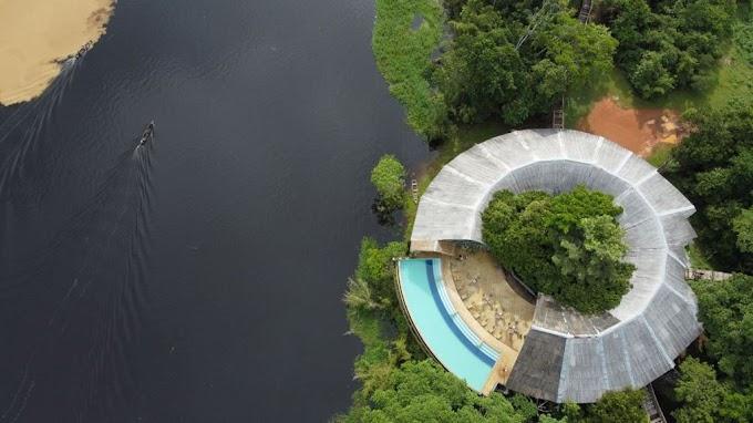 Venha relaxar e se aventurar com a Amazônia Adventure no Hotel de Selva Pakaas nesse final de semana