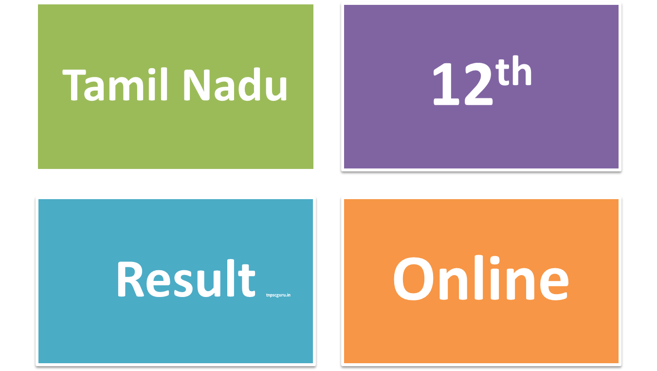 Tamil Nadu 12th Result Check Here Online