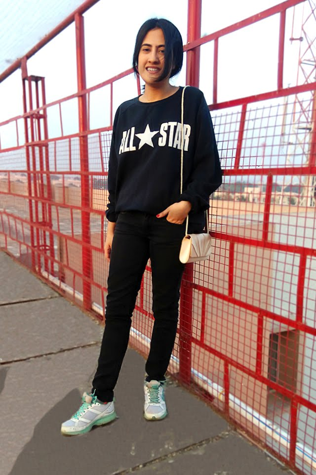 Zara black skinnies jeans