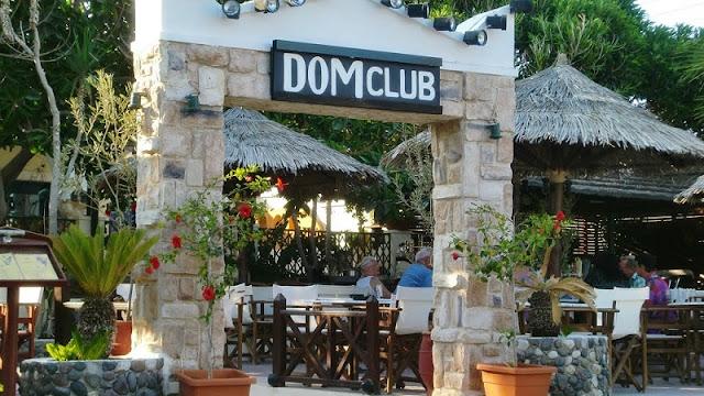 Dom Club, Santorini
