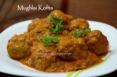 Mughlai Beef Kofta
