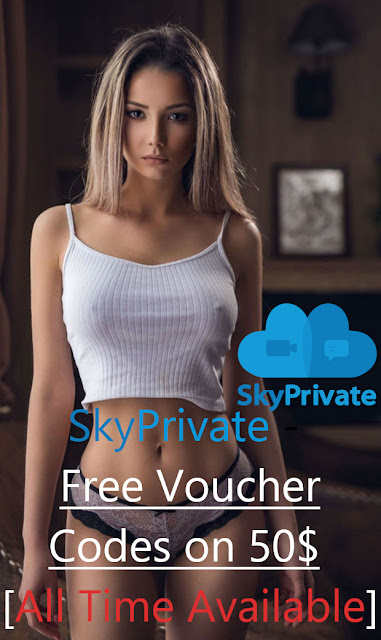 Skyprivate - Free Voucher Codes on 50$