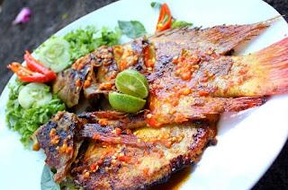 Resep Ikan Bakar Taliwang Paling Sedap