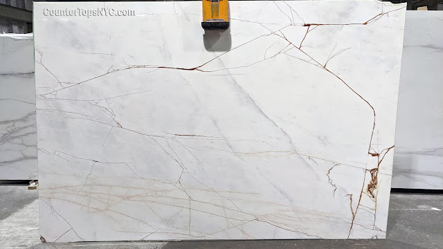 White Spider Marble NYC