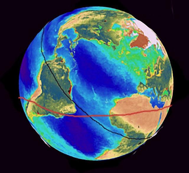 地球周圍的能量網格