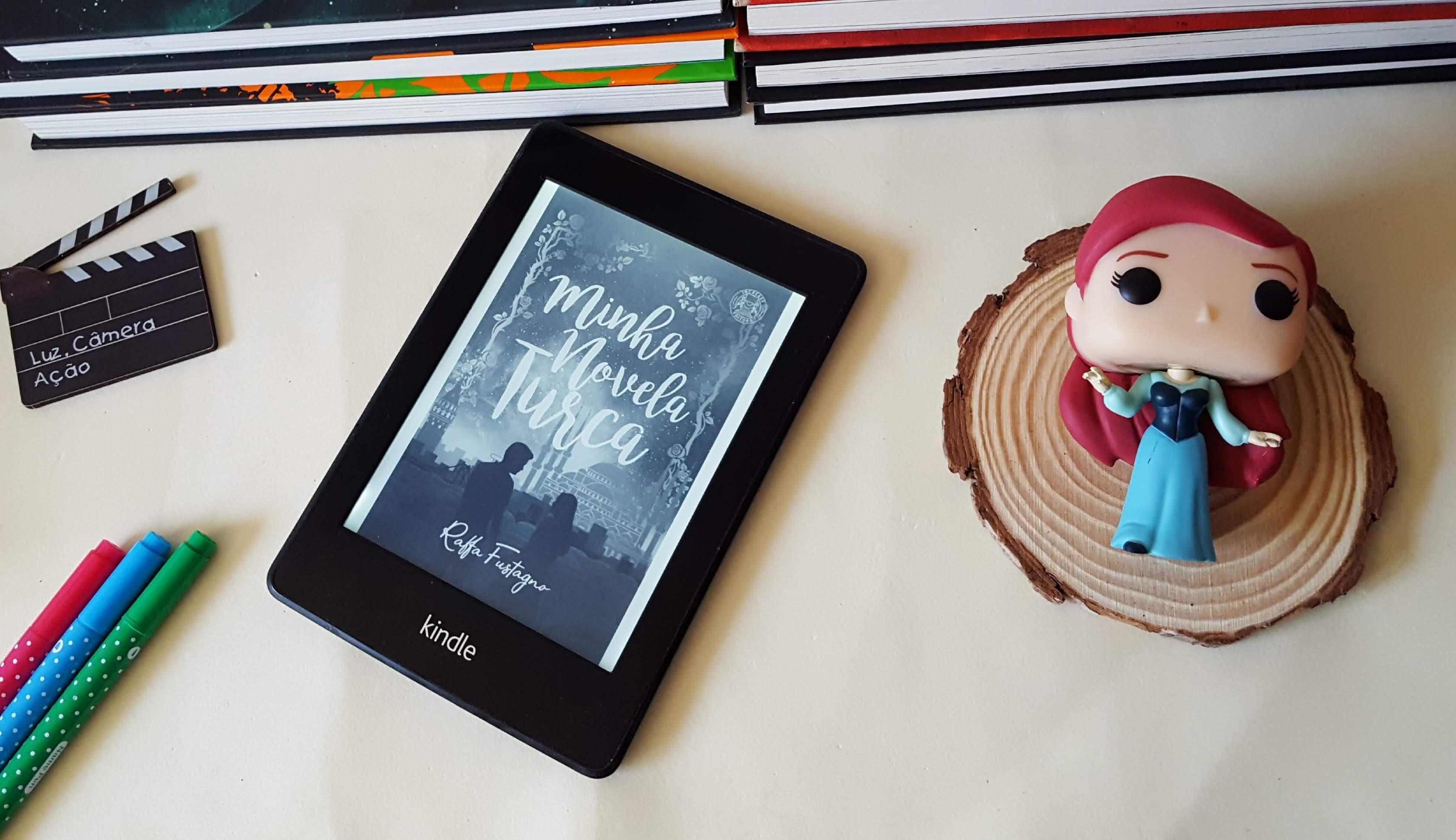 Minha novela turca | Raffa Fustagno