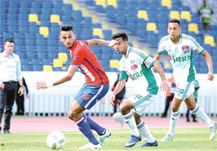 تعرف على موعد مباراة الرجاء ضد  المغرب التطواني والقنوات الناقلة لها