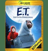 E.T., EL EXTRATERRESTRE (1982) BDREMUX 2160P HDR MKV ESPAÑOL LATINO