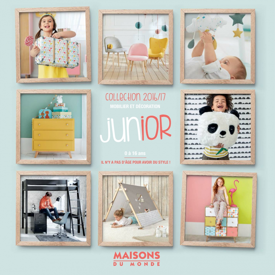 catalogo la maison du monde amazing maisons du monde junior catlogo para la decoracin de. Black Bedroom Furniture Sets. Home Design Ideas