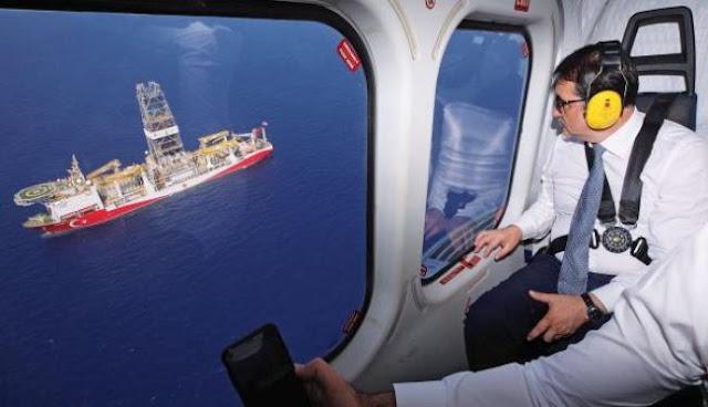 Η Άγκυρα... ονειρεύεται Γαύδο και στέλνει και τρίτο πλοίο στην Κύπρο