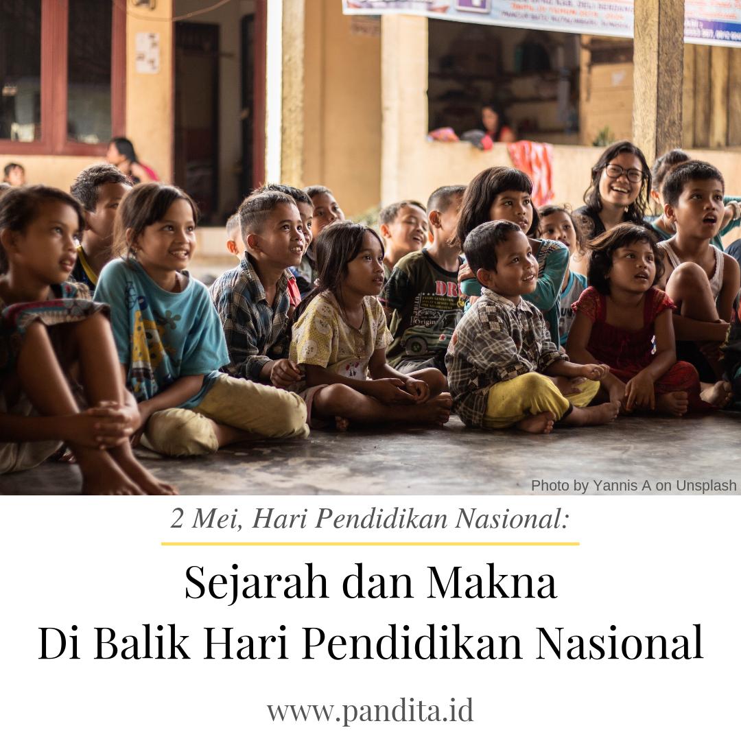 2 mei, hari pendidikan nasional: sejarah dan makna di balik hardiknas