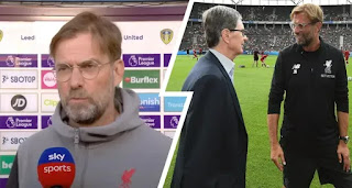 Super League drama: Klopp reacts to claims of his resignation