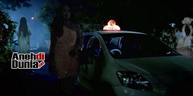 Taksi Mengantar Hantu