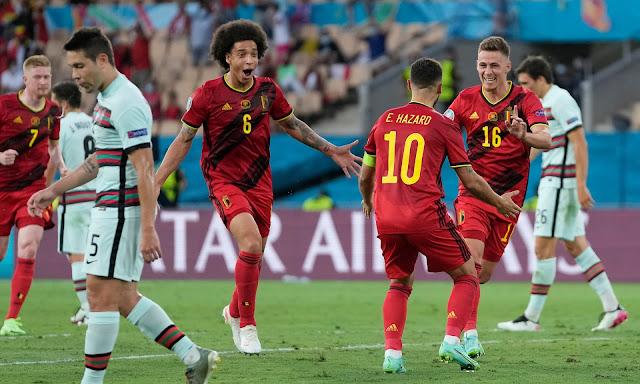 Belgium v Portugal