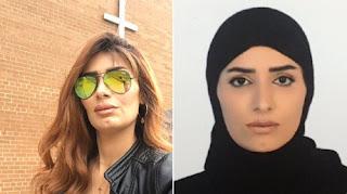 فايزة المطيري سعودية ترتد عن الإسلام وتفجر الجدل: كنت مسلمة خائفة واليوم أنا مسيحية قوية!
