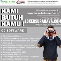 Bursa Kerja Surabaya di PT. Aplikasi Tepat Guna Oktober 2020