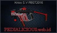 Kriss S.V PBST2016