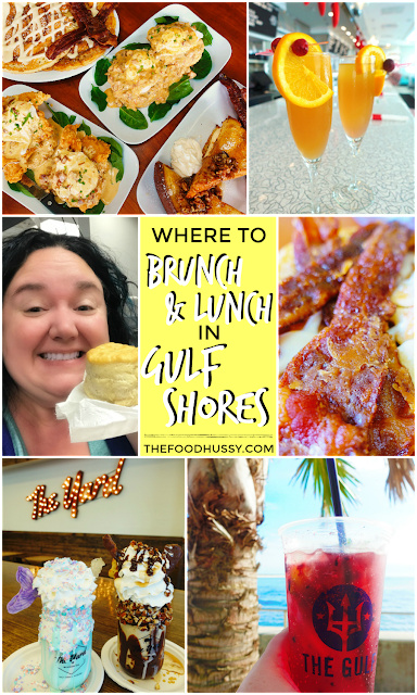 Where to eat brunch and lunch in Gulf Shores