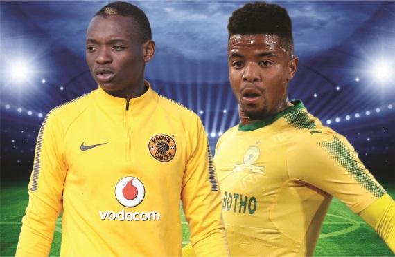 Kaizer Chiefs vs Mamelodi Sundowns Shell Helix Cup
